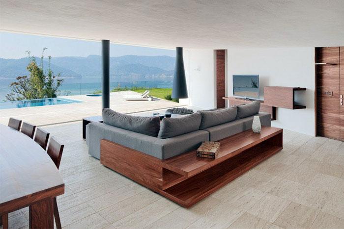 Casa la Roca casa la roca interior living room
