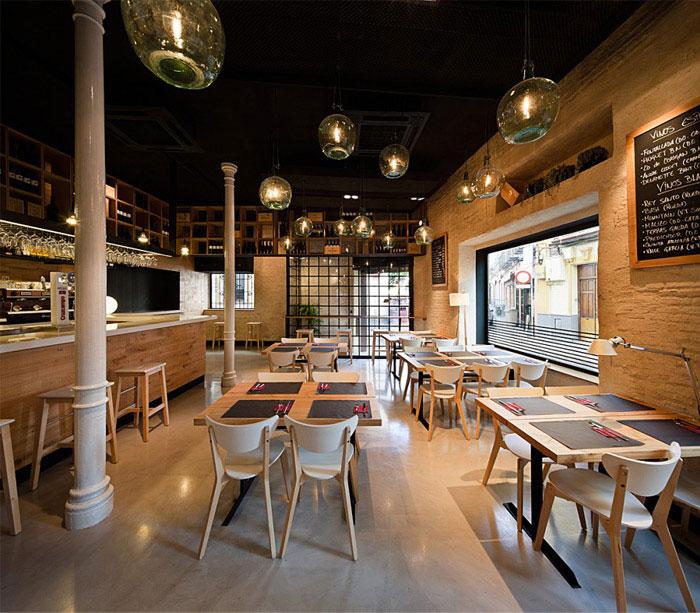 Restaurant PaCatar restaurant pacatar interior