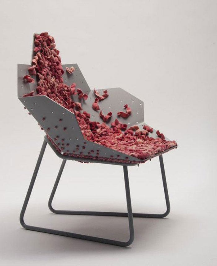 Unique Lounge Chair that Stimulating the Senses amazing chair
