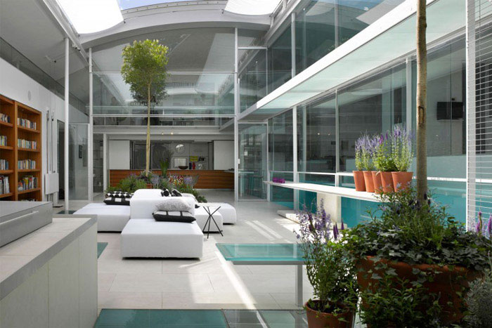 spectacular-residence-with-indoor-gl-pool-living-room Zen Houses Pool Designs on minimalist pool design, zen pool comics, zen pool deck, zen pool book,