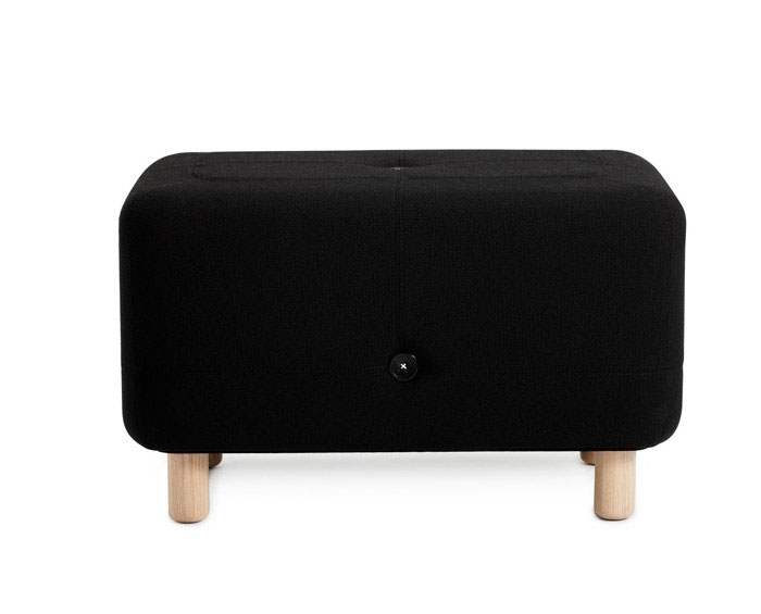 Playfully Combined by Simon Legald  sumo pouf
