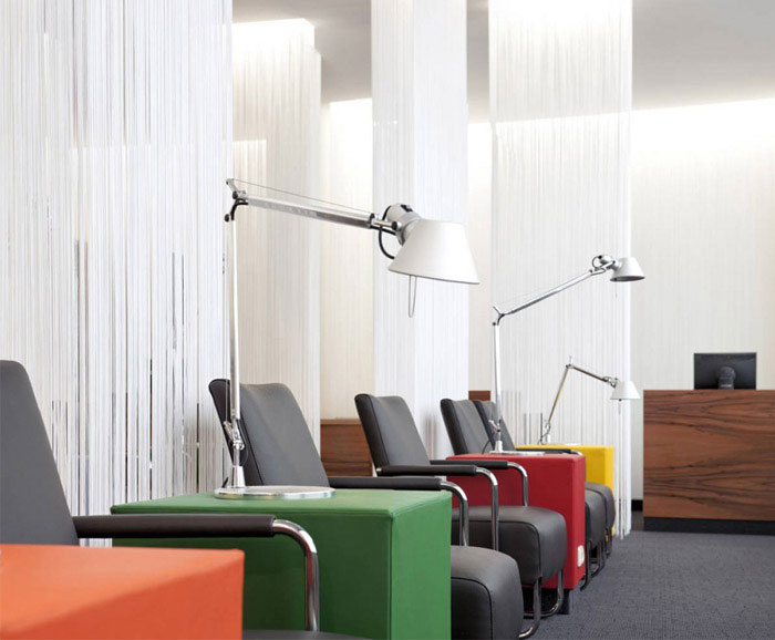 Vienna Airport Lounge  airport lounge business area