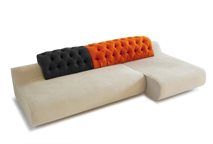 Modular Sofa With Interchangeable Back modular sofa