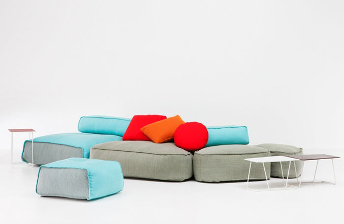 Chill Out Space playful collection