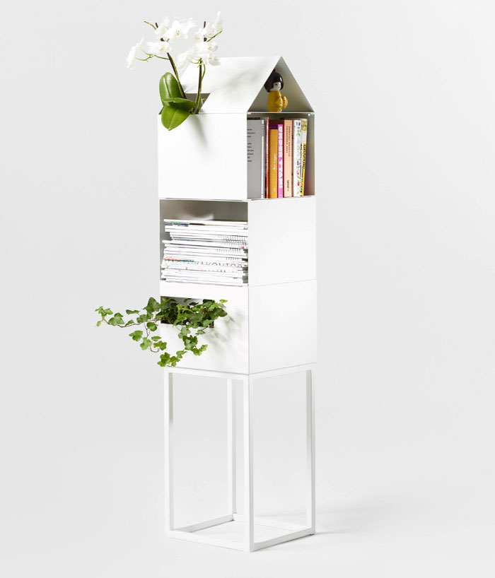 Street Furniture System street book shelf