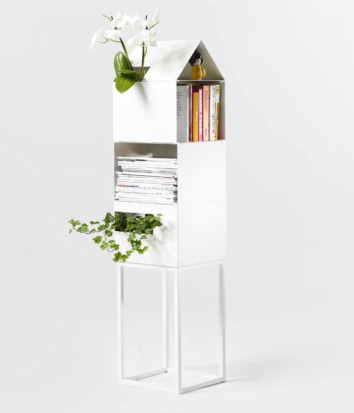 Street Furniture System street book shelf