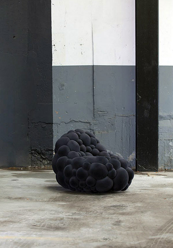 Contemporary and Sculptural Furniture highly contemporary stool1