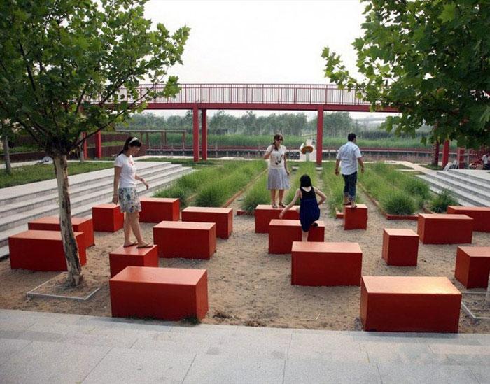 Urban Park InteriorZine