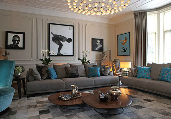 West london leading the way in high spec interior design for Famous interior designs