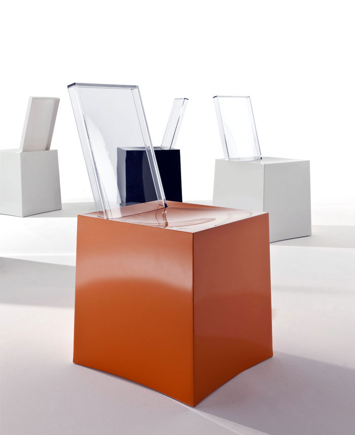 Miss Less by Philippe Starck miss less chair