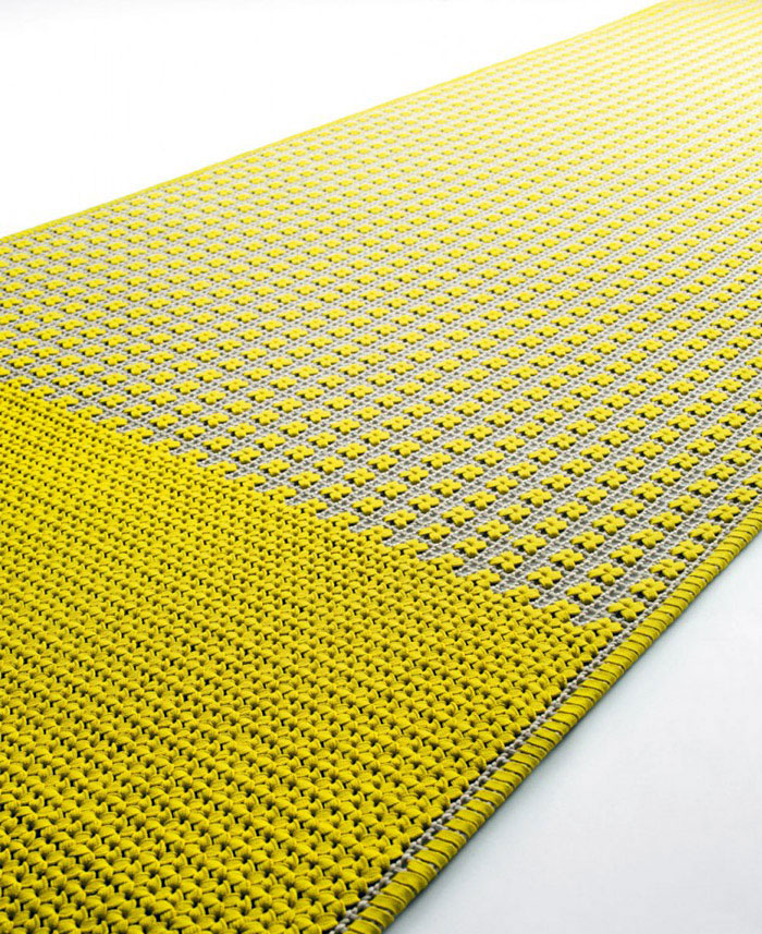 High Tech Rugs outdoor rug