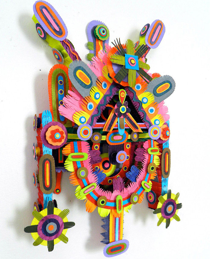 Paper Sculptures paper craft3