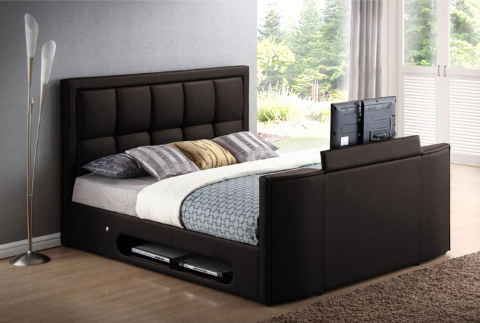 Television Design Solutions   tv bed
