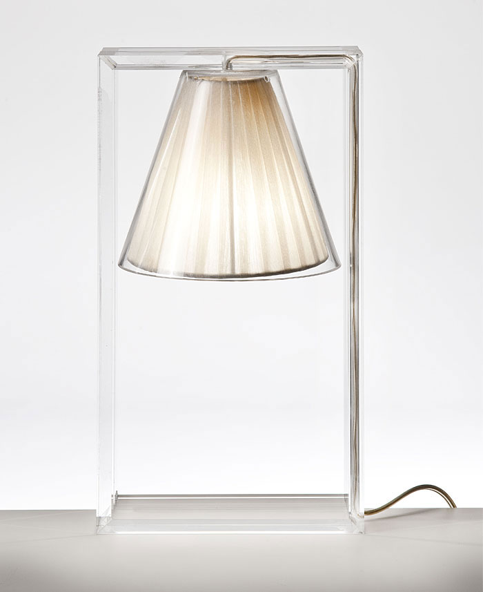 Illusionist Table Lamp kartell lamp