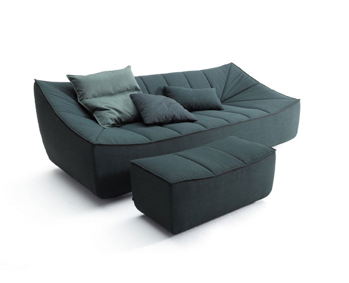 New Relaxing Sofa large inviting basin