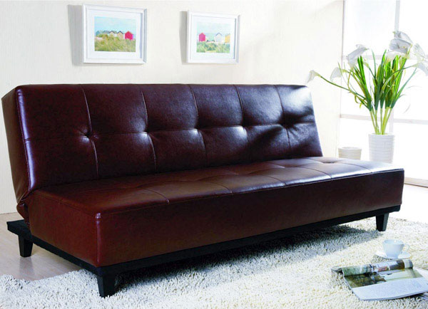 Space Optimisation Ideas For Small Bedrooms sofa bed