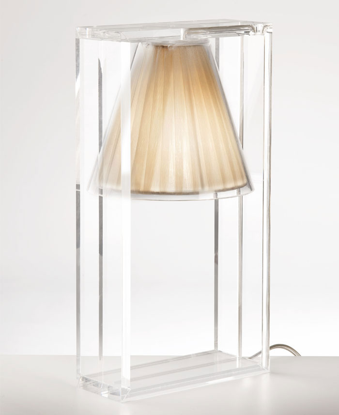 Illusionist Table Lamp table lamp kartell
