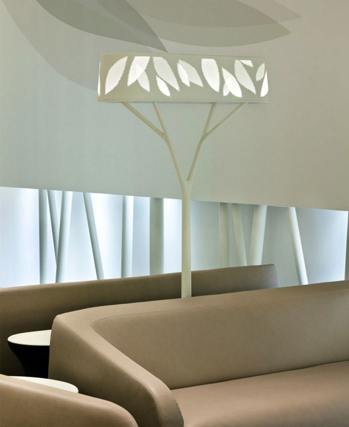 Business Lounge Concept Decor air france business lounge