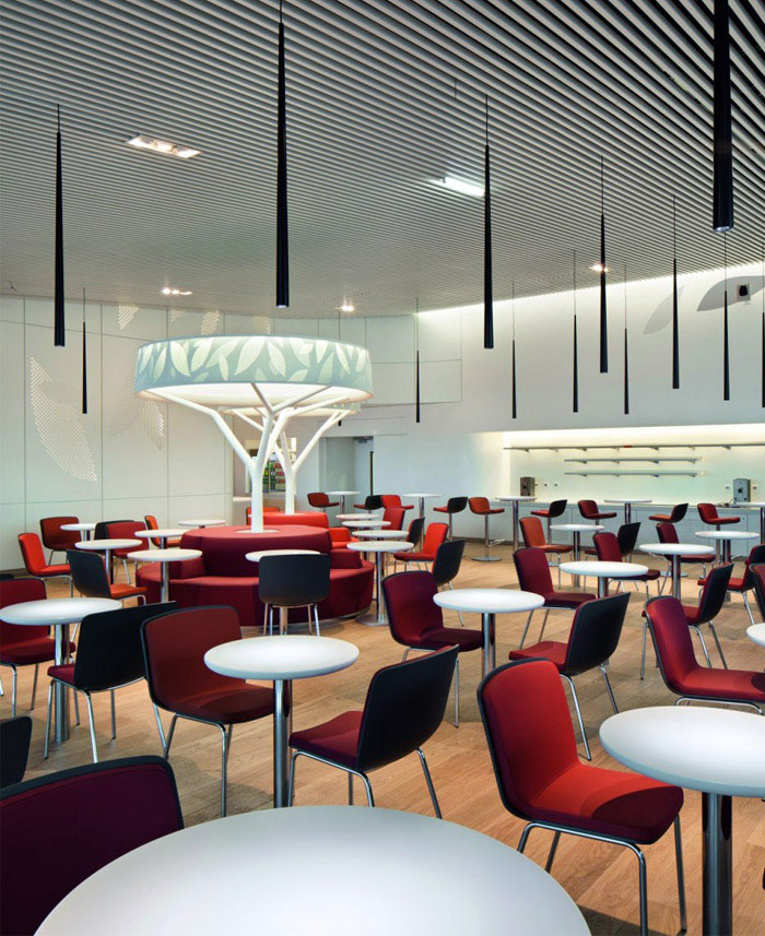 Business Lounge Concept Decor business lounge ligting