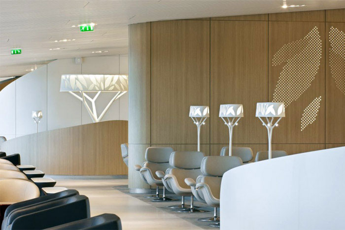Business Lounge Concept Decor business lounge wall decor