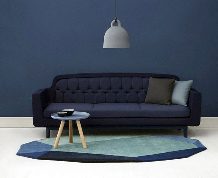 Modern Form Sofa nordic design