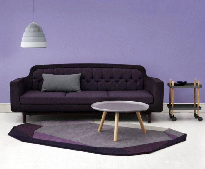 Modern Form Sofa normann copenhagen sofa