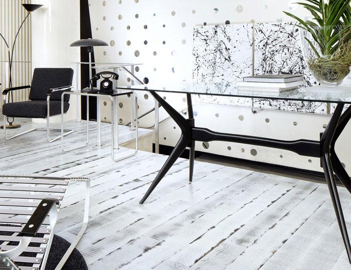 Modern Wood Flooring stone parquet