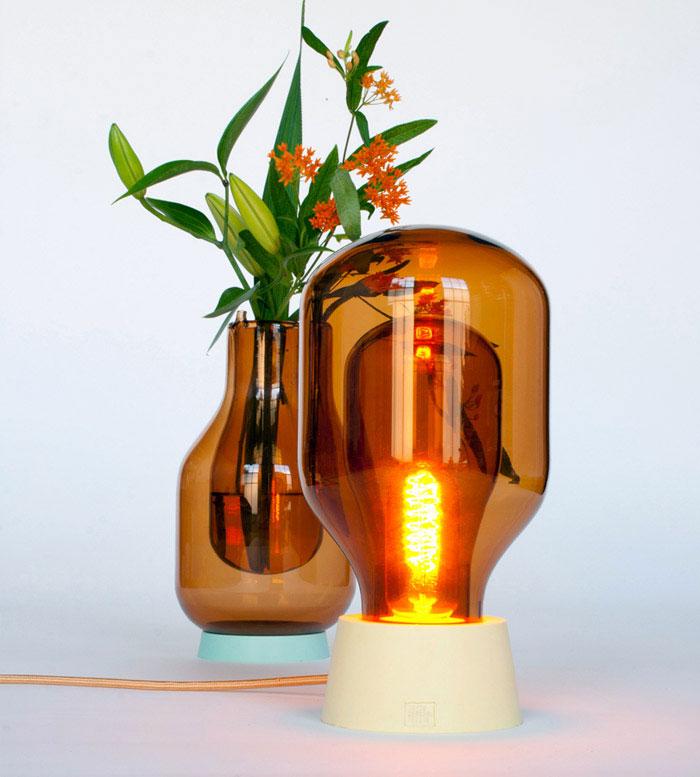 Dewar Glassware by David Derksen glassware