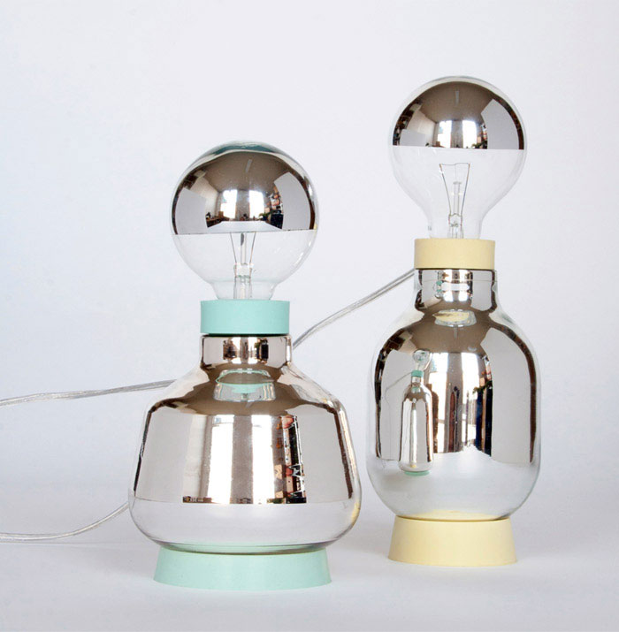 Dewar Glassware by David Derksen lamps inspired laboratory glassware