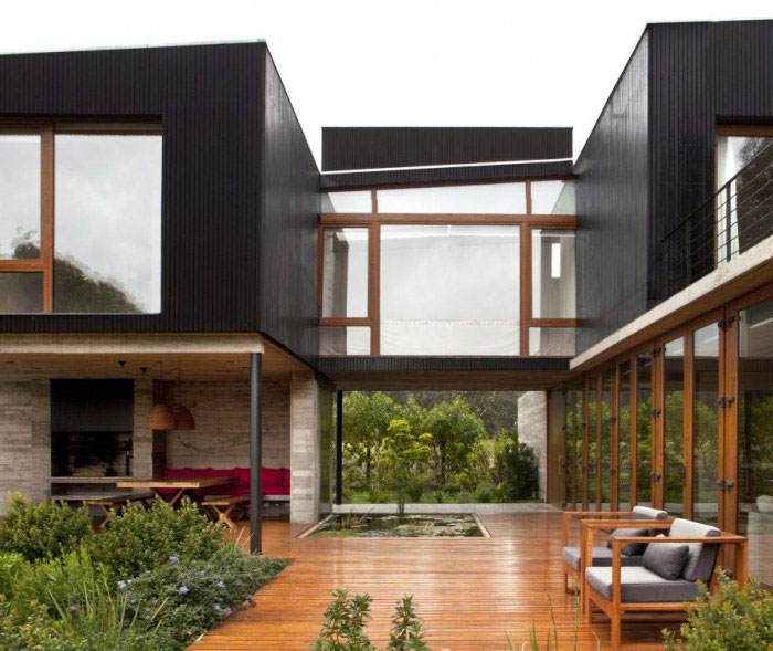 Rock House rock house garden