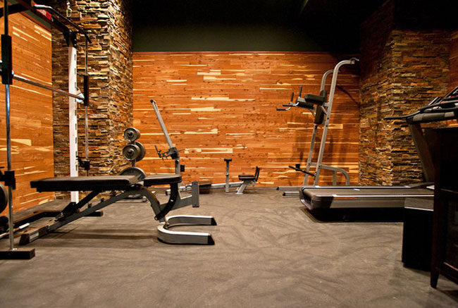 Using Your Cellar as a Gym cellar as a gym