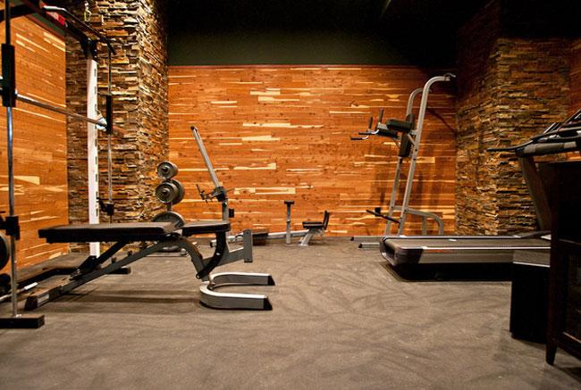 Using Your Cellar as a Gym cellar as a gym