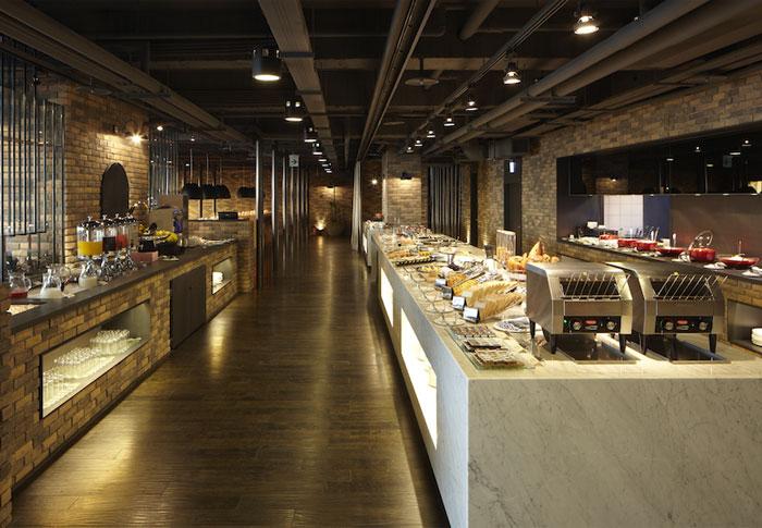 Contemporary Classic Hotel Interior classic
