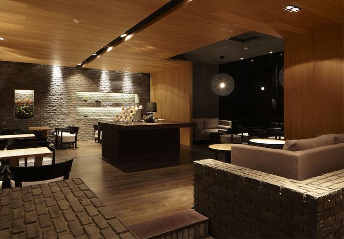 Contemporary Classic Hotel Interior classi