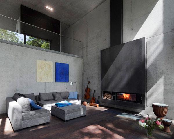 Modern Residential Building house o peter ruge architekten