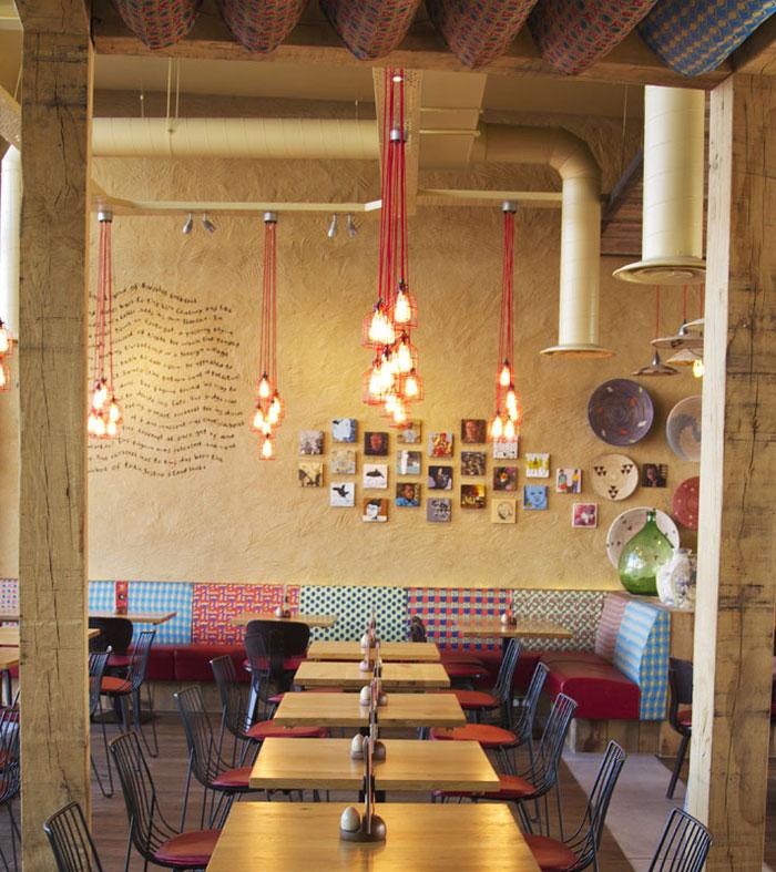 Nando S Restaurant By B3 Designers Interiorzine