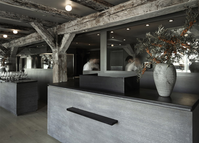 Noma restaurant by space copenhagen interiorzine