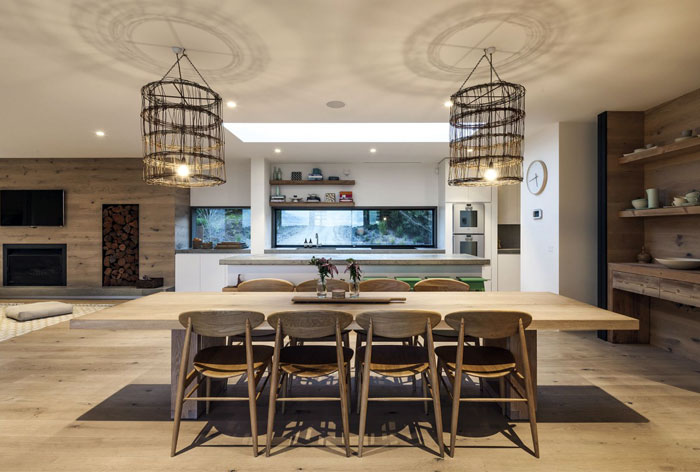 Contemporary Residence by Jam Architecture contemporary residence interior kitchen