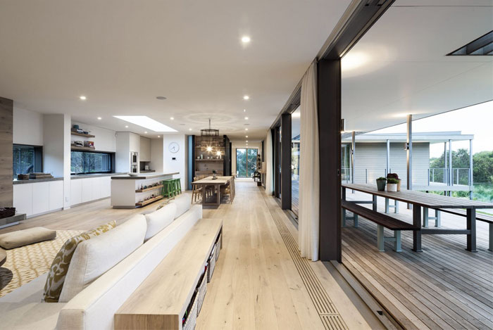 Contemporary Residence by Jam Architecture contemporary residence liv