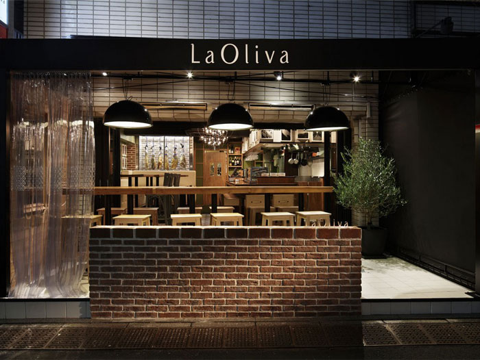 La oliva concept restaurant by doyle collection interiorzine