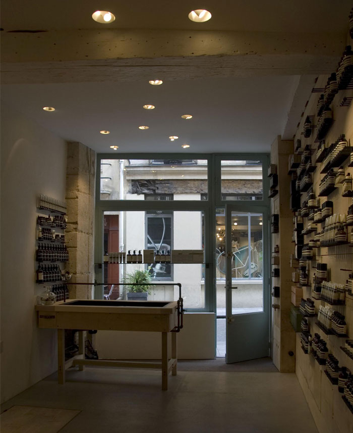 .PSLAB And Aesop Collaborate To Light The Newly Opened