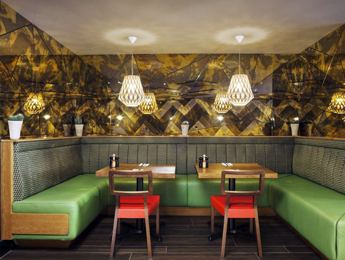 Mexican Restaurant by Brown Studio mexican restaurant interior1