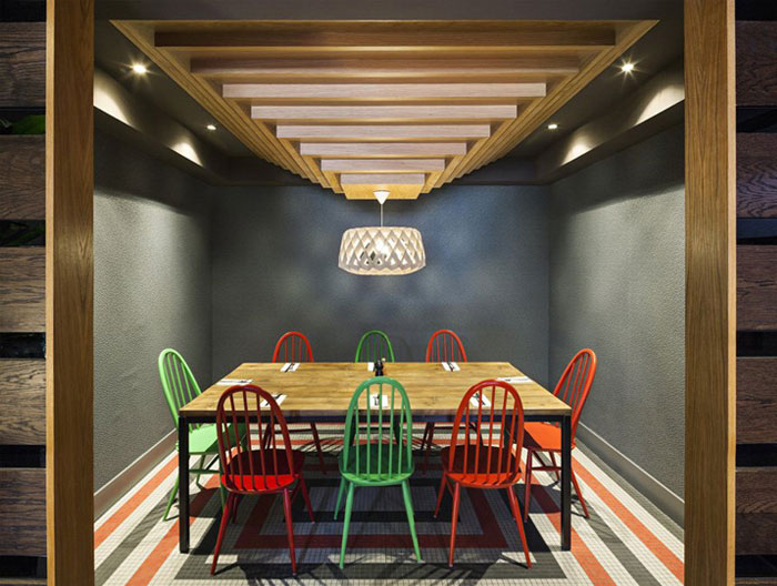Mexican Restaurant by Brown Studio mexican restaurant interior2