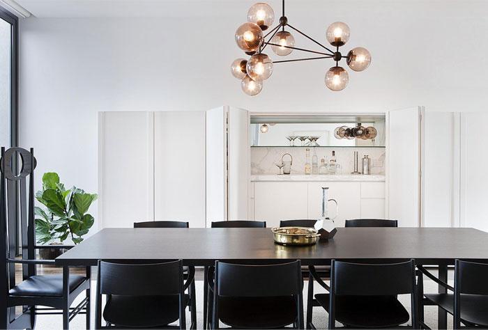 Park street residence interiorzine for Guthrie dining