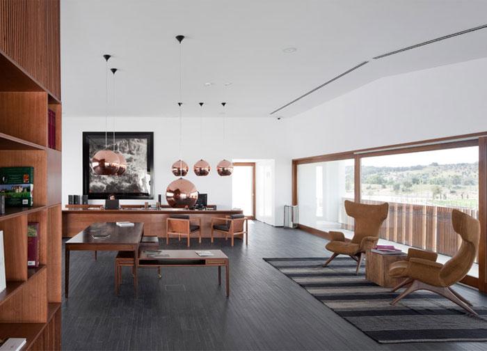 stone-steel-wood-living-room-decor