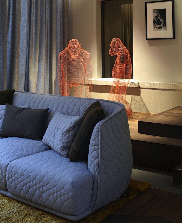 das-stue-hotel-art-decor