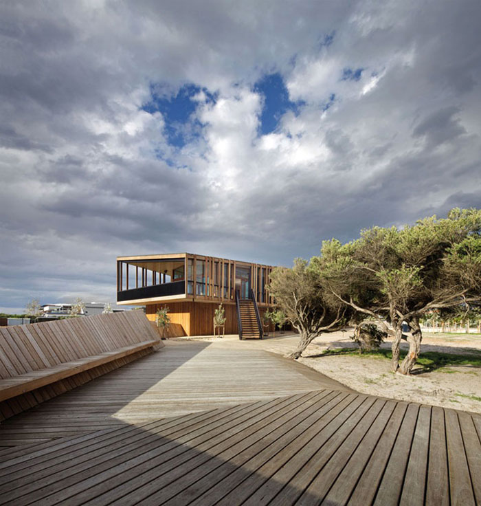Keast Park by Site Office dune landscape