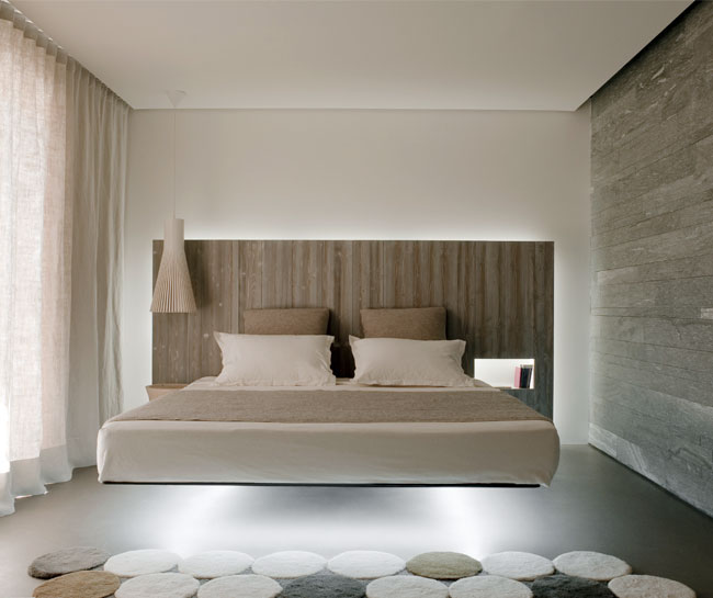Luxury Bedroom Ideas - InteriorZine
