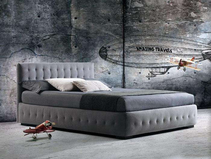 bed-frame-mattress