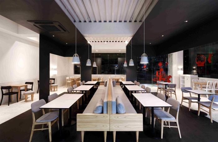 Coco bruni cafe by Betwin Space Design coco bruni interior design
